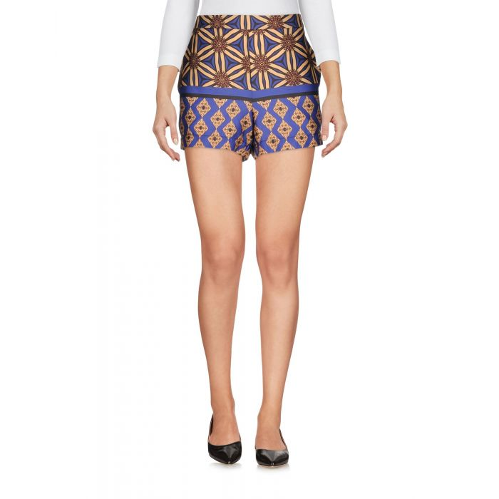 Image for Souvenir Bright blue Polyester Shorts