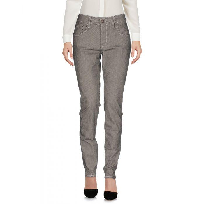 Image for 6397 Black Cotton Pantaloni