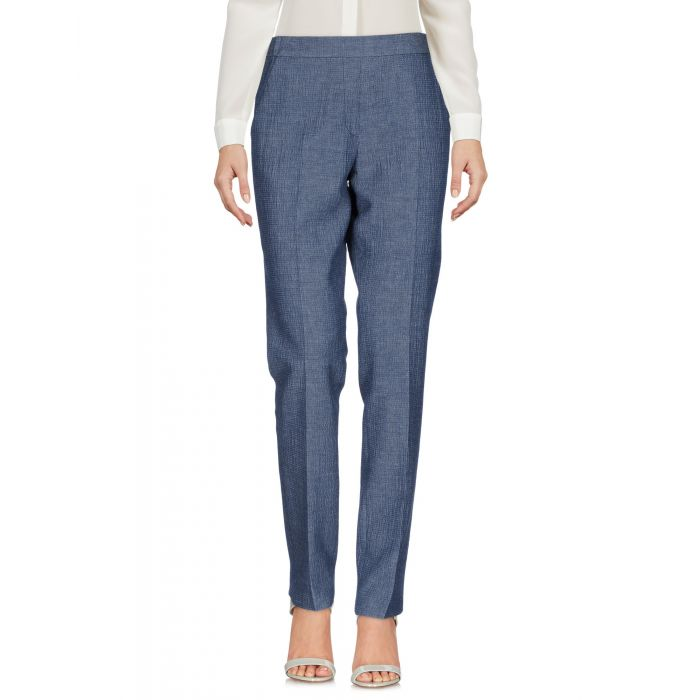 Image for Tonello Blue Linen Pantaloni