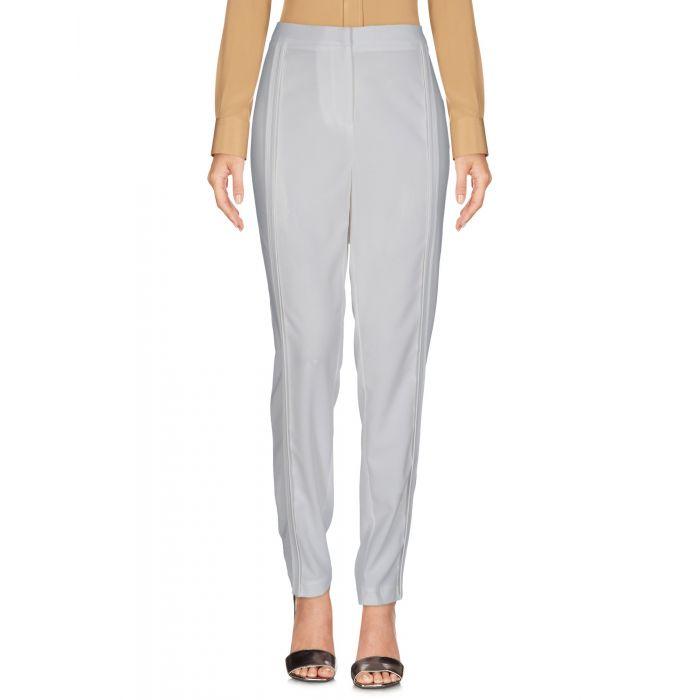 Image for Ty-Lr White Polyester Pantaloni