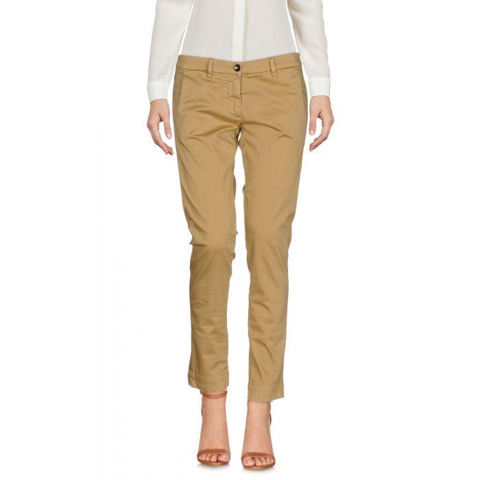 Image for Nine:Inthe:Morning Beige Cotton Pantaloni