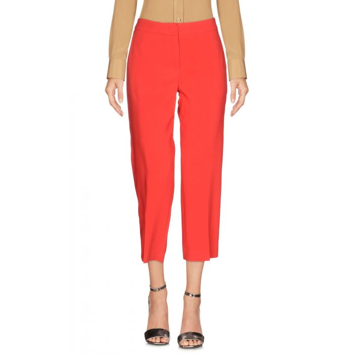 Image for L' Autre Chose Red Viscose Pantaloni capri