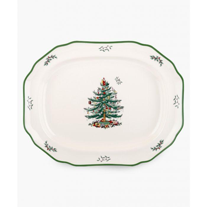 Image for Sculpted Oval Platter