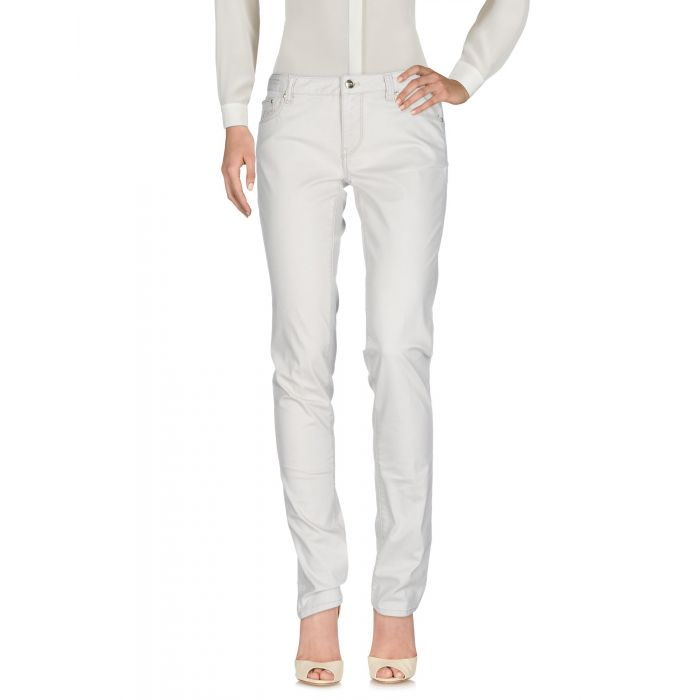 Image for Pt01 Light grey Cotton Pantaloni