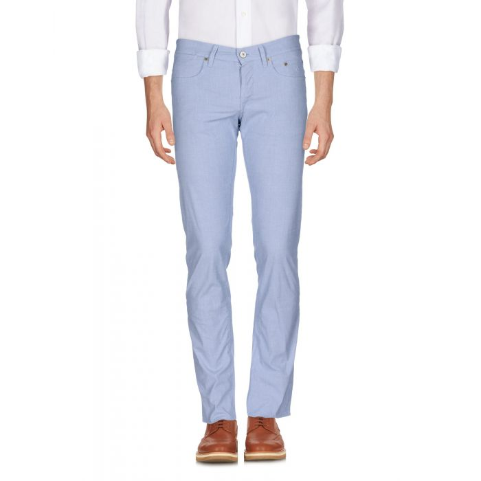 Image for Siviglia Azure Cotton Pantaloni