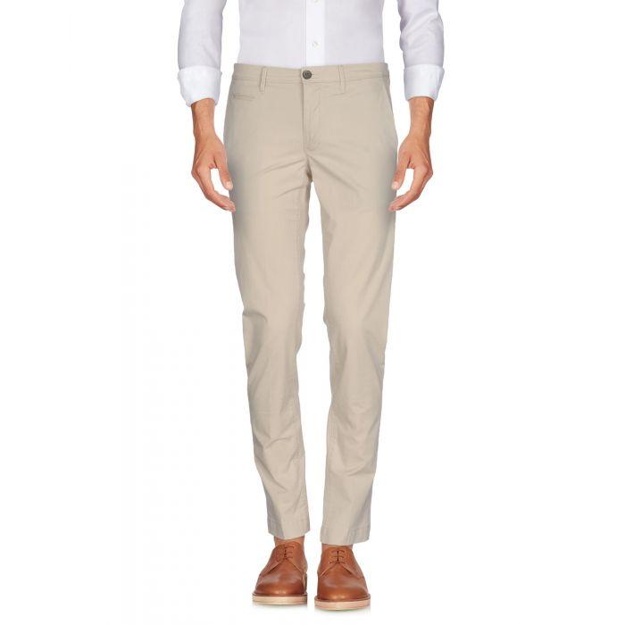 Image for Siviglia White Ivory Cotton Pantaloni