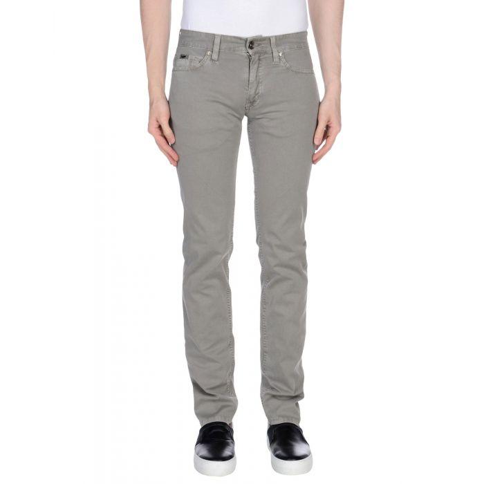 Image for Gas Grey Cotton Pantaloni