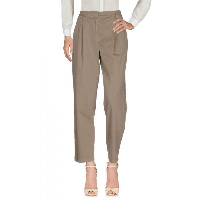 Image for Kubera 108 Camel, Grey Cotton Pantaloni