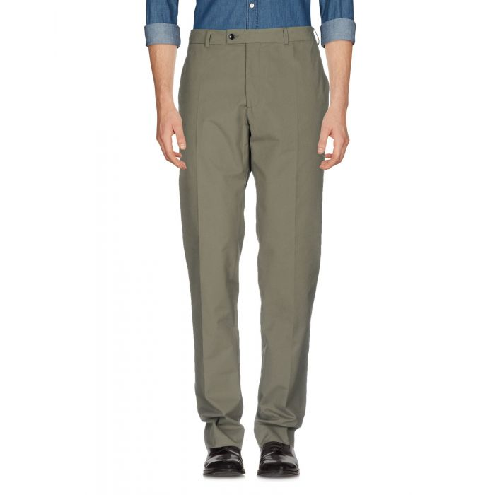Image for Mp Massimo Piombo Military green Cotton Pantaloni