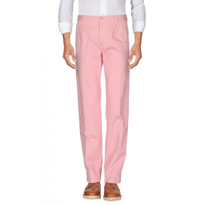 Image for Gta Il Pantalone Pink Cotton Pantaloni