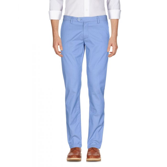Image for Falko Rosso® Man Sky blue Casual trousers