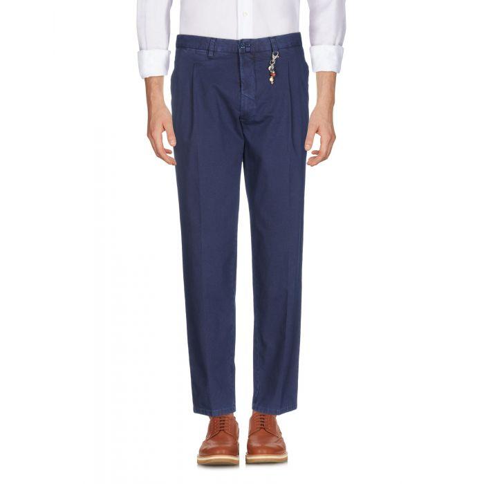 Image for Gio Zubon Dark blue Cotton Pantaloni