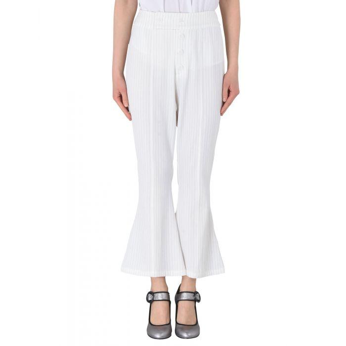 Image for Jovonna White Polyester Pantaloni