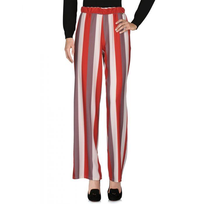 Image for Doisè Brick red Polyester Pantaloni