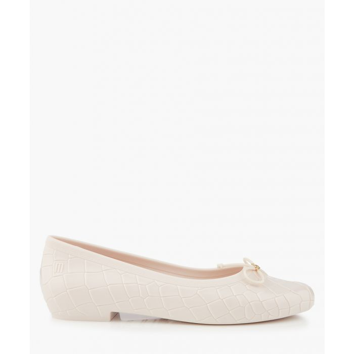 Image for Ivory ballet flats