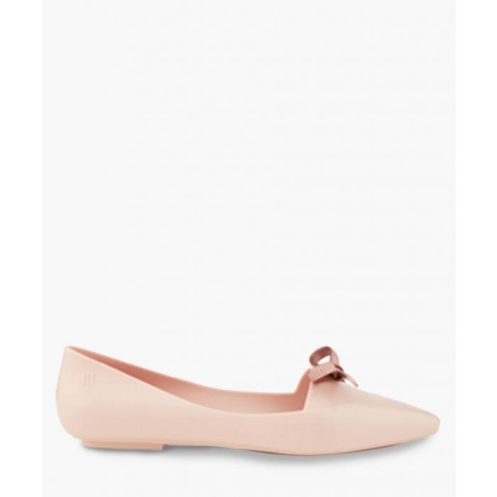 Image for x Jeremy Scott light pink ballet flats