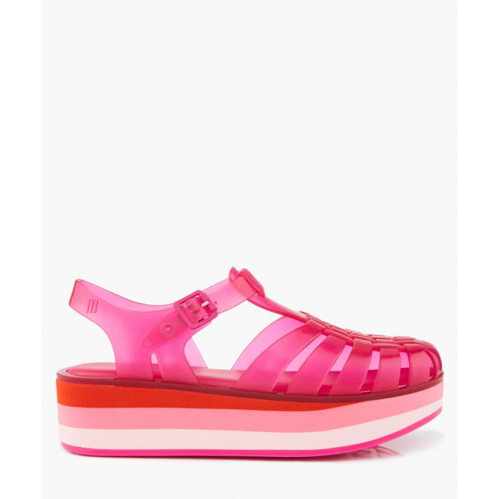 Image for Pink gel sandals