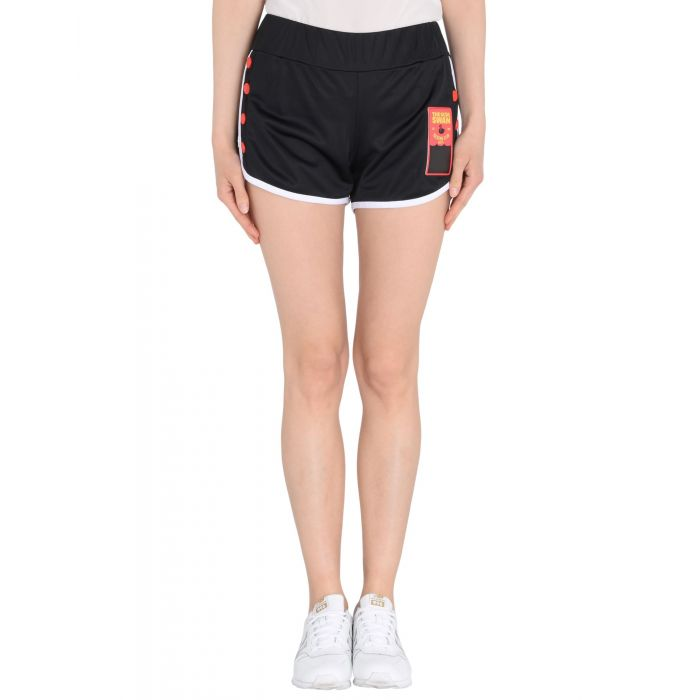 Image for Gcds Black Polyester Shorts