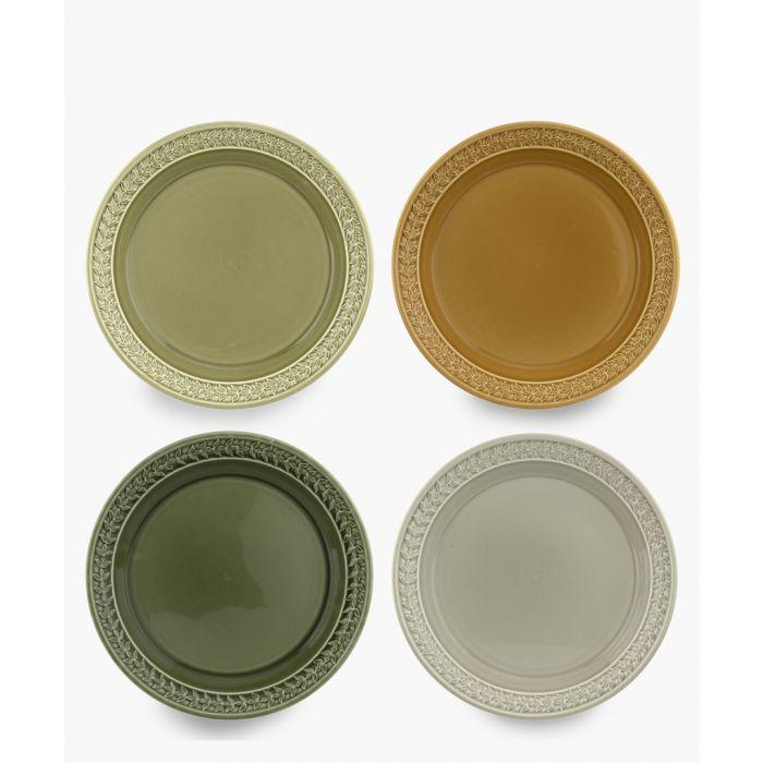 Image for 4pc Botanic Garden Harmony plate set