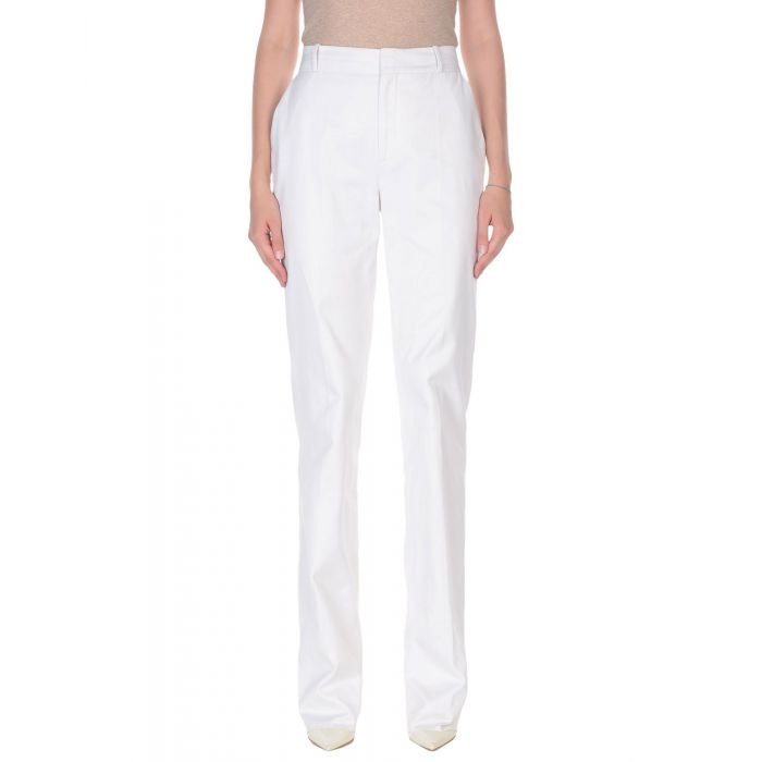 Image for Valentino Woman Ivory Casual trousers