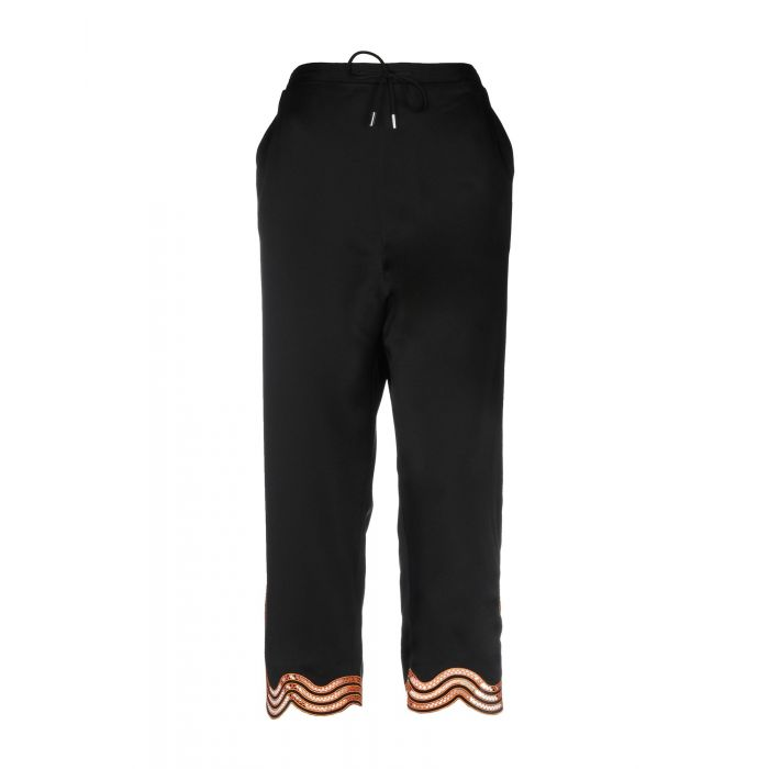 Image for Christopher Kane Woman Black Casual trousers