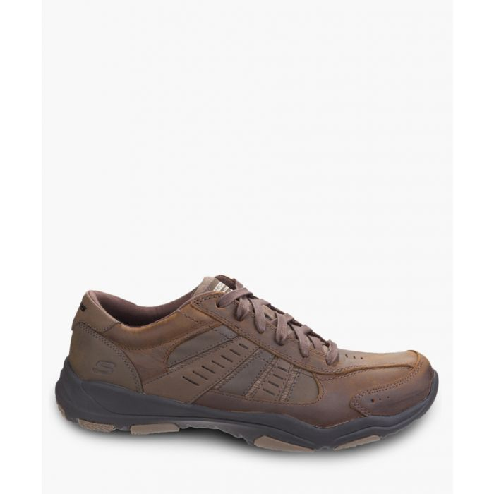 Image for Larson nerick brown trainers