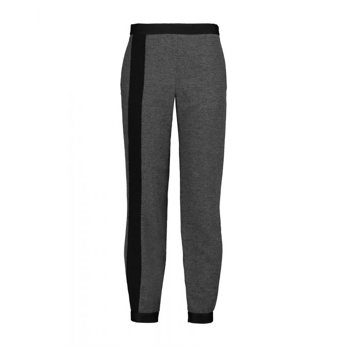 Image for Grey wool casual trousers