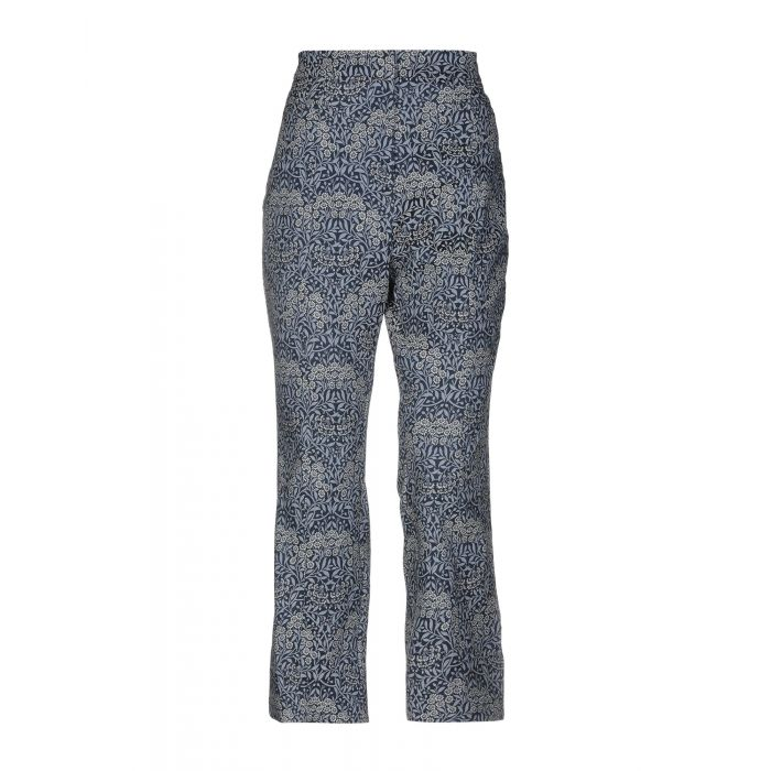 Image for Dark blue casual trousers