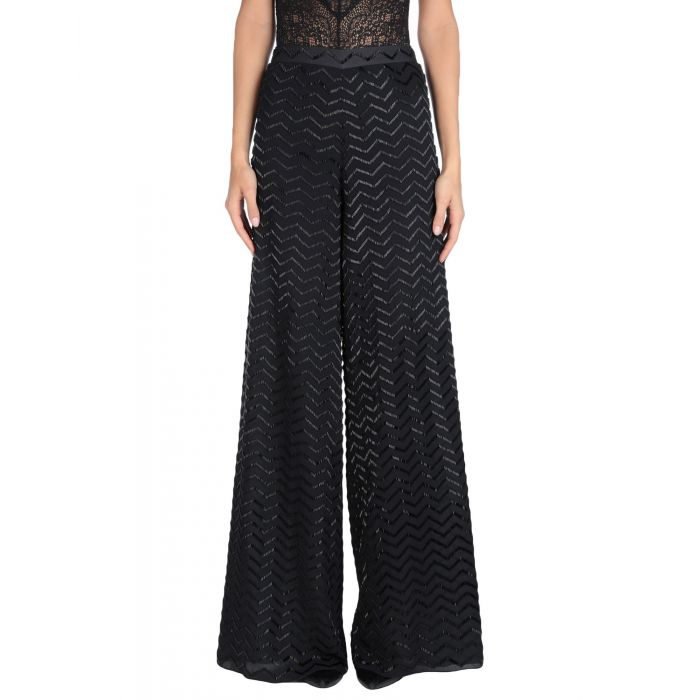 Image for Alice + Olivia Woman Black Casual trousers