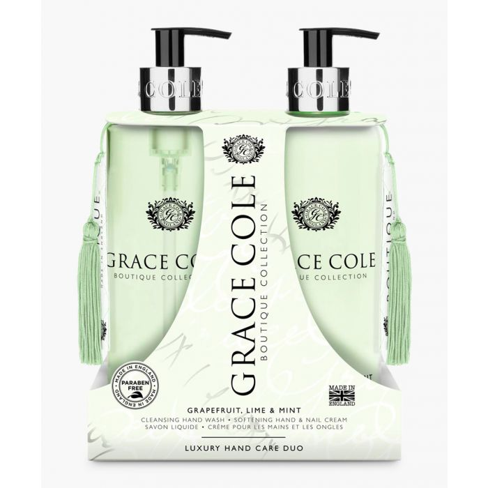 Image for 2pc Grapefruit lime and mint hand care