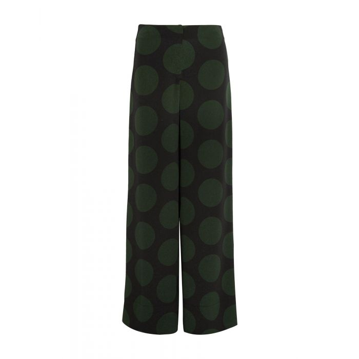 Image for Black casual trousers