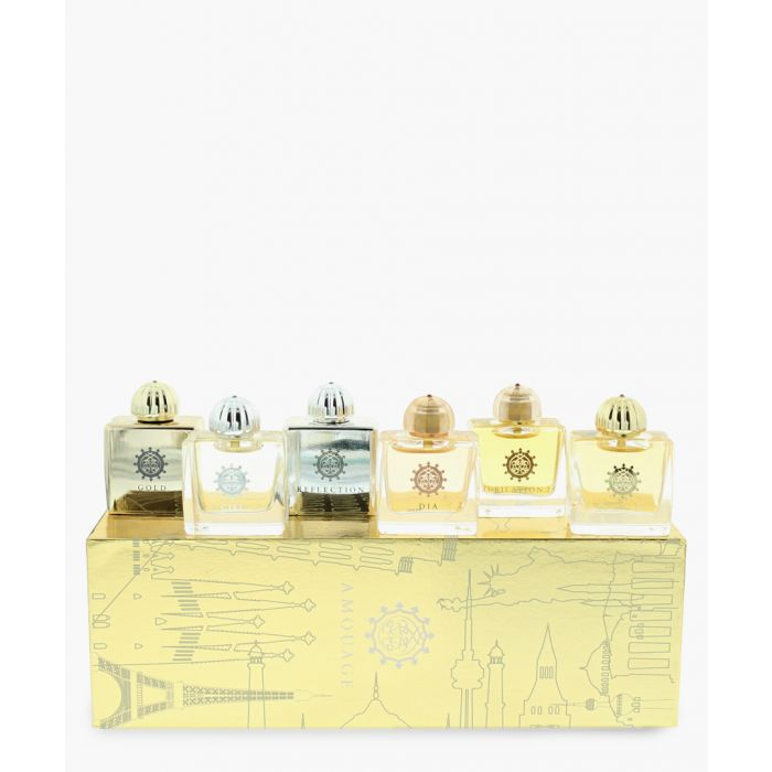 Image for 6pc Classic Female mini fragrance set