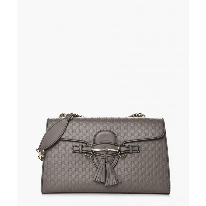 Image for Guccissima Emily grey crossbody