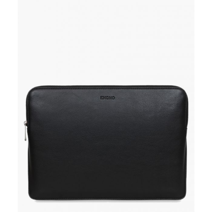 Image for Barbican leather laptop sleeve 12 inch