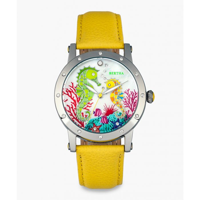 Image for Morgan yellow watch