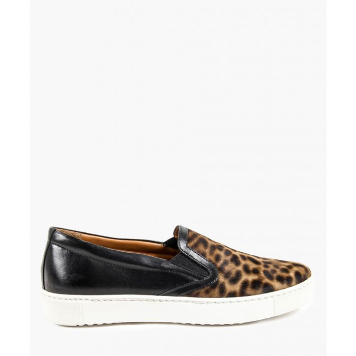 Image for Animal printed trainers