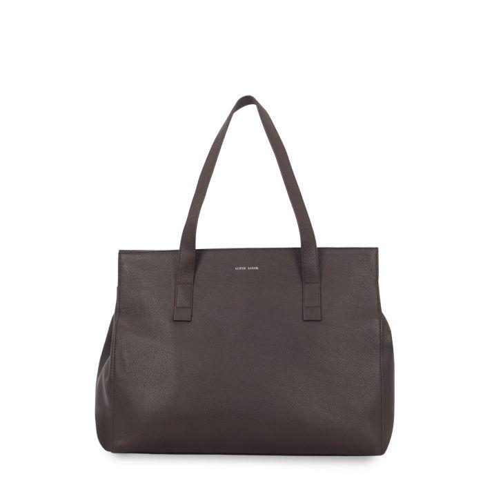 Image for Brown shoulder bag