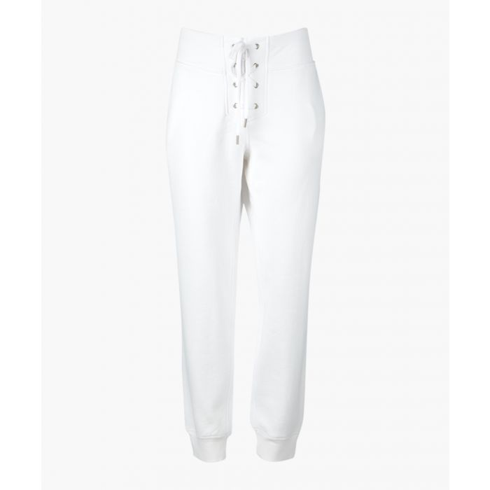 Image for Cityscape white joggers