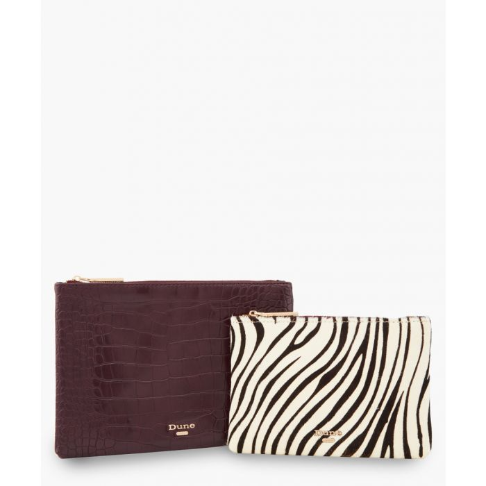 Image for Sierra zebra and berry wallet set