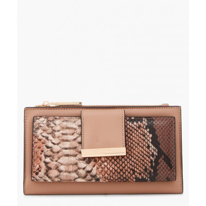 Image for Neeko mink snake-effect purse
