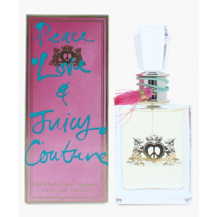 Image for Peace Love & Juicy Couture eau de parfum 100ml