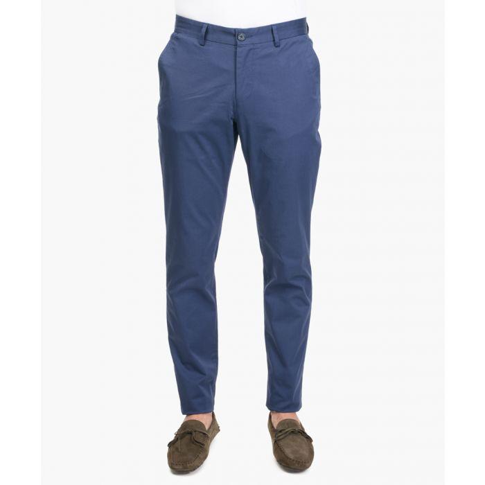 Image for Sercie indigo trousers