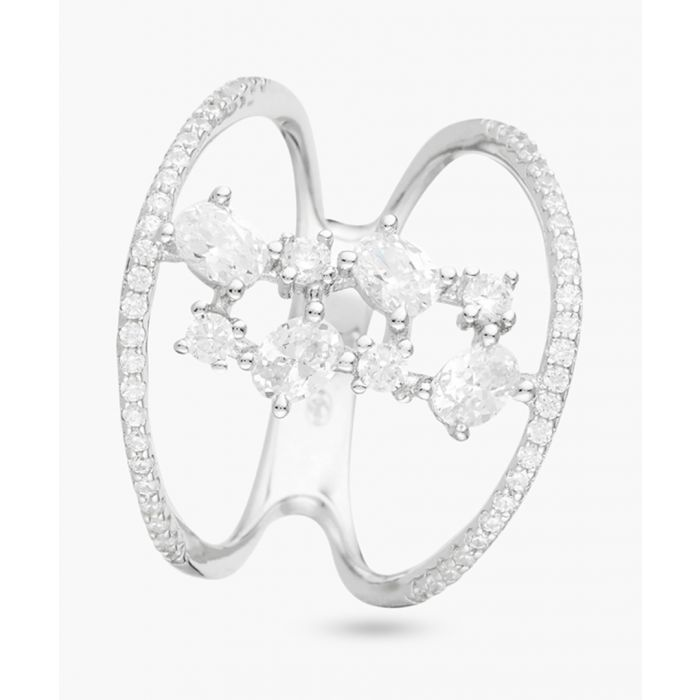 Image for Péché Mignon silver ring