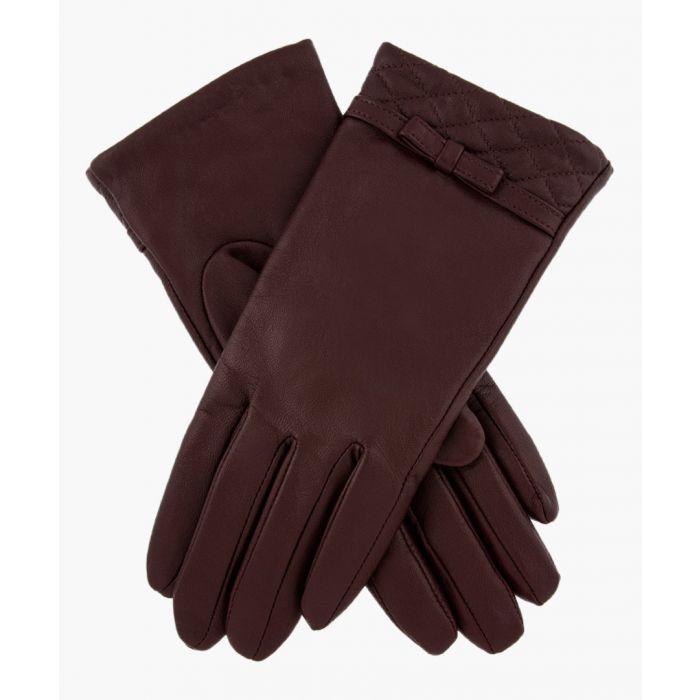 Image for Claret gloves