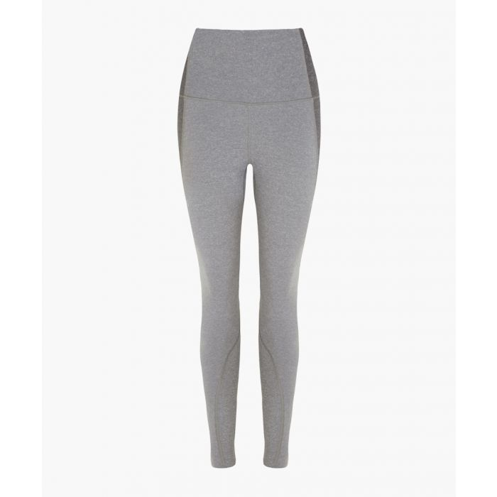 Image for Light grey marl contour leggings