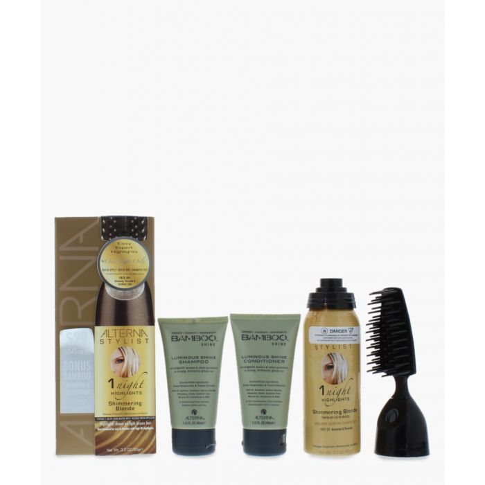 Image for One night only blonde shimmering blonde highlights set 90ml