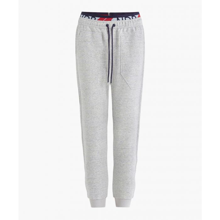 Image for Grey marl dander joggers