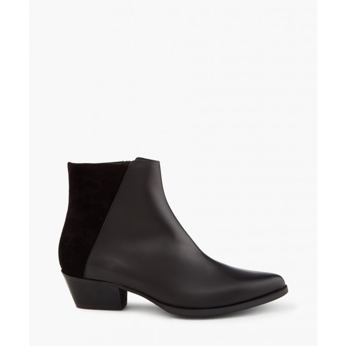 Image for Alice black ankle boots
