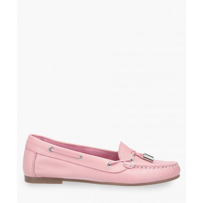 Image for Pink moccasin shoes