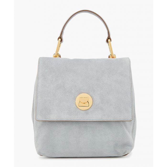 Image for Liya iris suede bag